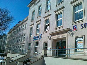 Rostocker Nuklearmedizin Baier - Aerztehaus Paulstraße